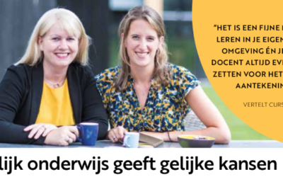 Interview met Sonja & Merel