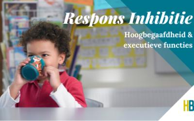 Respons Inhibitie & Hoogbegaafdheid