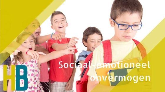 Sociaal-emotioneel onvermogen